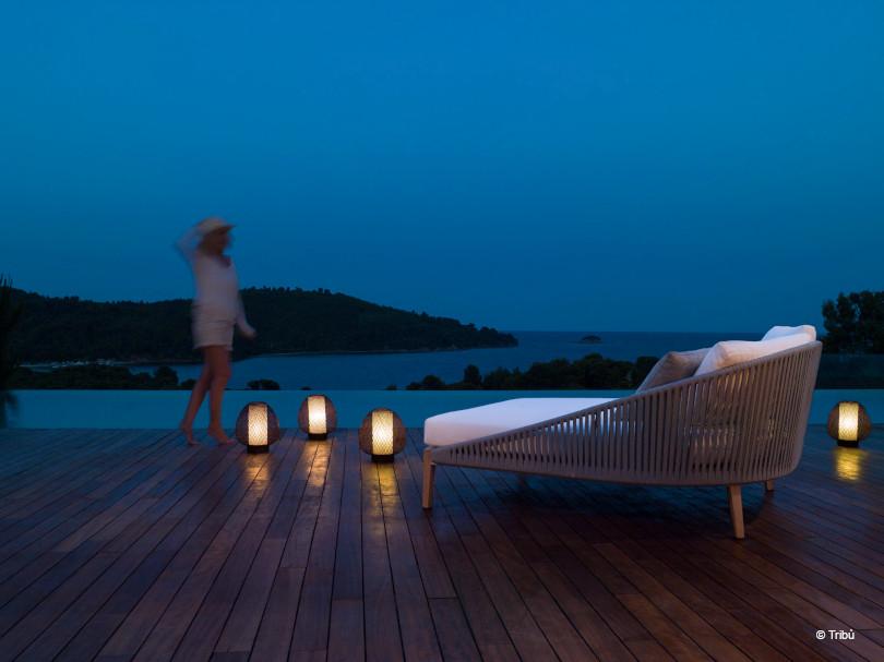 Loungekategorie Liegeinseln