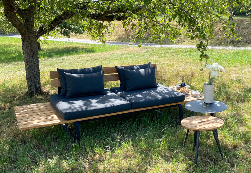Loungekategorie Sofas