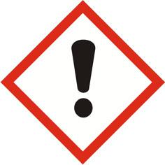 Warnhinweis giftig-ätzend